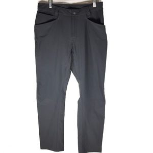 The North Face Dark Charcoal Gray 32 Pants Travel